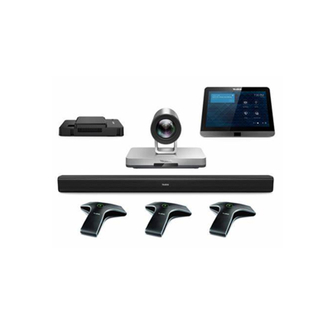 Yealink Zoom Rooms Video Conference System ZVC830 For Large and Extra-Large Rooms
