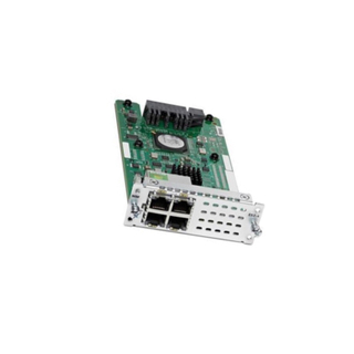 Cisco Network Module NIM-ES2-4 4-port Layer 2 GE Switch Network Interface Module