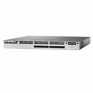 WS-C3850-12S-E New Original 3850 Series 12 Ports Managed Switch