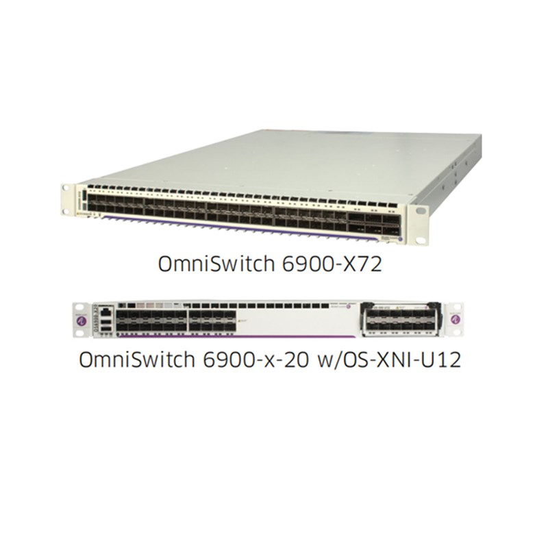 OS6900-T20D-R Alcatel-Lucent OmniSwitch 6900