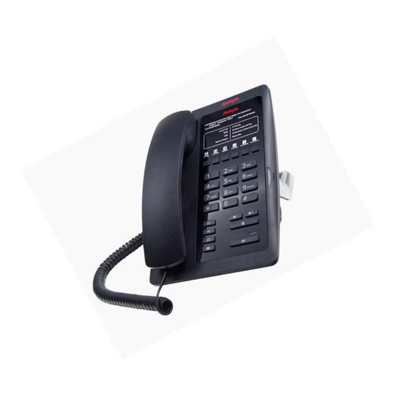 Avaya Hospitality Phones H219 Smart Desktop & Wall-Mount Devices For the Hospitality Industry