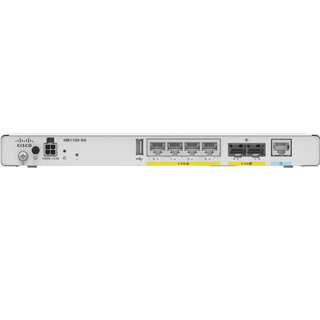 ISR1100-4GLTE Cisco 1100 Series Integrated Services Routers
