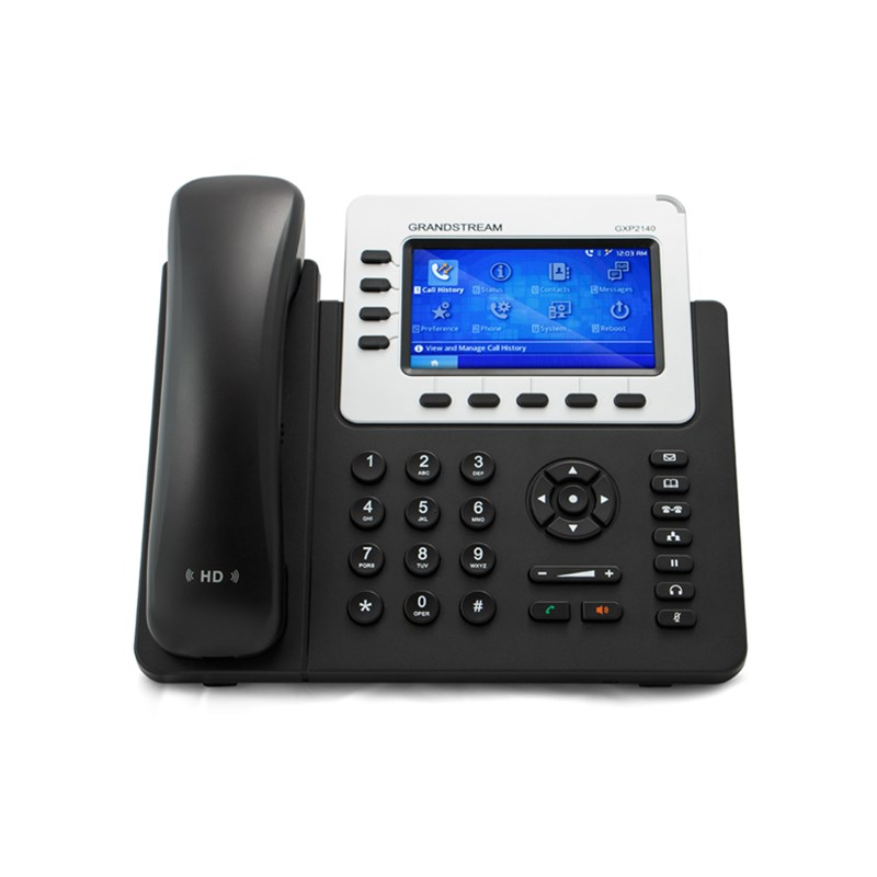 A versatile Enterprise IP Phone Grandstream GXP2140