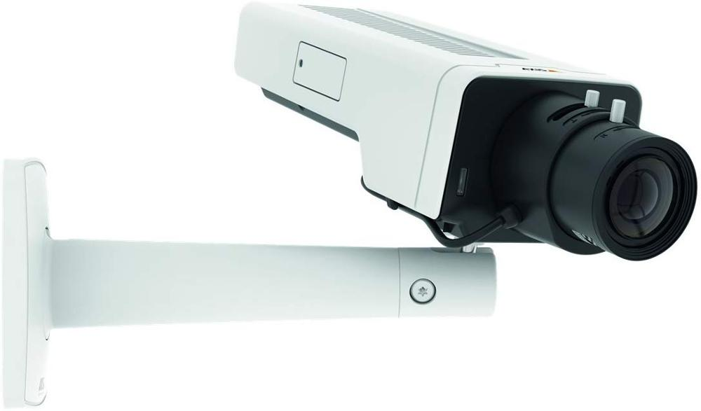 AXIS P1367-E 0763-001 Flexibility to change to bigger lenses Lightfinder and Forensic WDR Network Camera