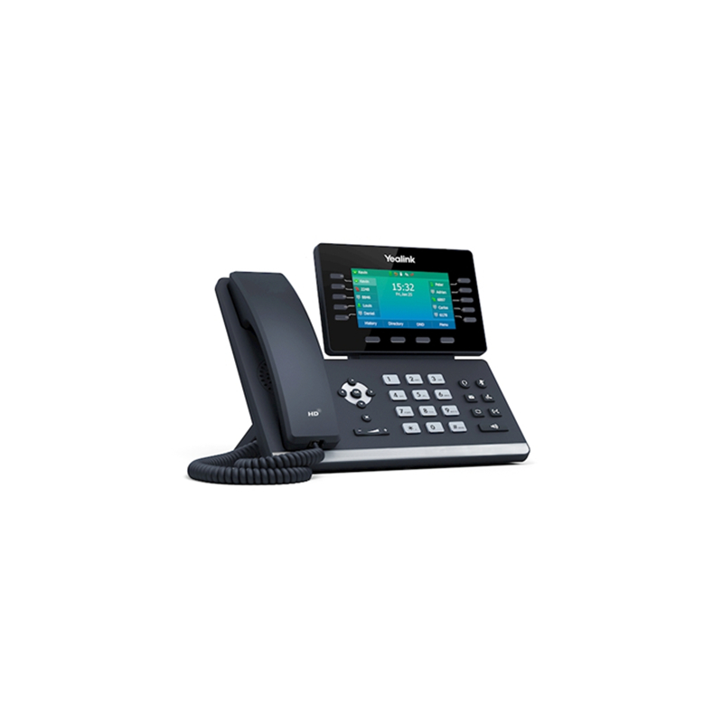 Yealink Wireless Bluetooth IP Phone SIP-T54W Prime Business IP Phone